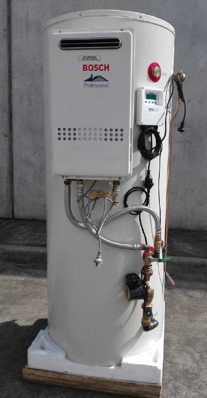 Innovative instant hot water heating solution water for Innovative heating systems
