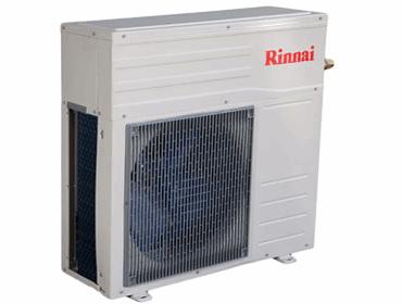 Upgrade To A Rinnai Hotflo Hot Water Heat Pump