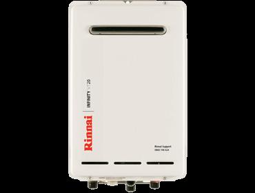Rinnai Vt 16ext Lpg Infvt16l Water Heater Brokers