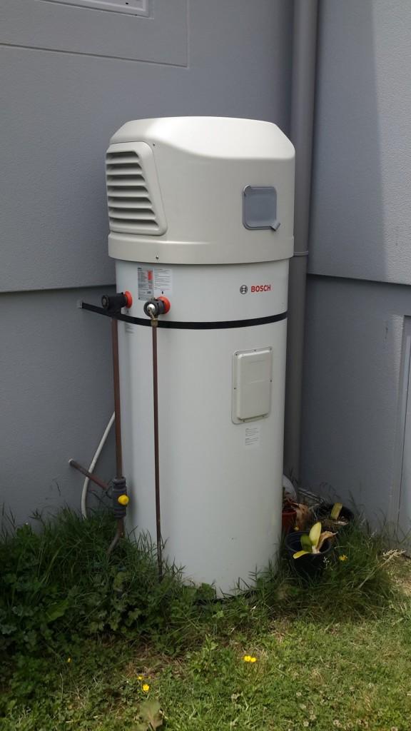 Upgrade to Compress 3000 Heat Pump 1