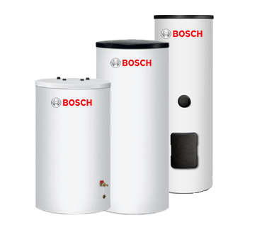 Bosch 135L MP Electric Hot Water Cylinder 1