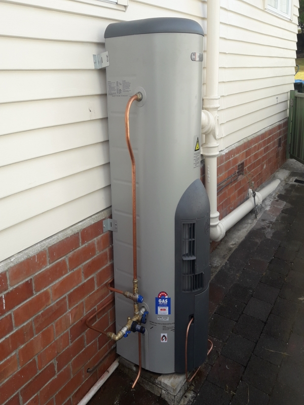 5 Benefits of Gas Water Heating